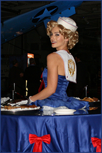 uso strolling table